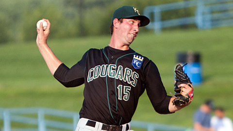 Kane County's Greg Billo led the Midwest League with a 1.90 ERA.