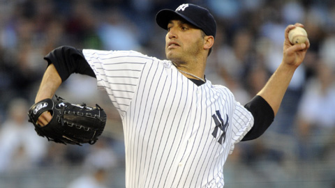 Andy Pettitte has racked up 240 wins during his Major League career.